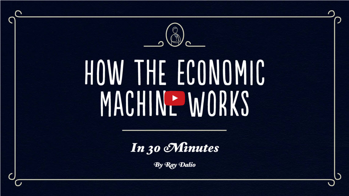 How The Economy Works by Ray Dalio post image